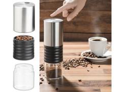 Moulin à café sans fil 1 tasse avec broyeur en céramique