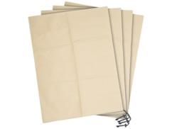 Pack de 3 housses d'hivernage M - 80 x 60 cm, 70 g/m²