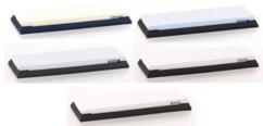 pack de 5 pierres a aiguiser style japonais pour affutage couteaux hachoirs eminceur ciseaux cisaille grain 1000 2000 3000 5000 8000