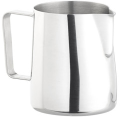 pot a lait en acier inoxydable inox pour mousse de lait thé café capuccino latte art