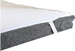 Protège matelas imperméable lavable - 140 x 200 cm