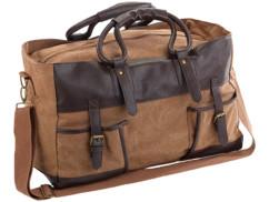 petit sac de voyage baise en ville 30l style cuir de daim nubuck xcase