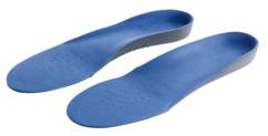 paire de semelles confort anti douleurs mal de dos taille adaptable pearl sports