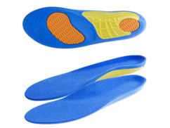 Semelles de sport avec amorti gel - Pointures 39 - 46
