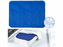Sur-oreiller rafraîchissant - 30 x 40 cm - Bleu