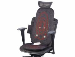 Sursiège de massage shiatsu chauffant et vibrant MA-500 12V / 220V