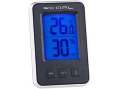 Thermomètre / hygromètre numérique avec grand écran LCD lumineux