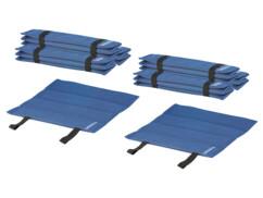 8 coussins pliables isolants