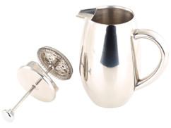 Cafetière à piston avec pichet isotherme à double paroi - 1 l