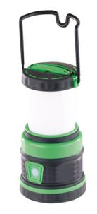lanterne de camping led rechargeable USB avec éclairage 360 et variateur lunartec