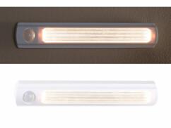 Lampe de placard sans fil à LED avec détecteur - 25 lm - Blanc