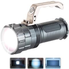 lampe torche avec led cree ultra puissante longue portée 250m KryoLights