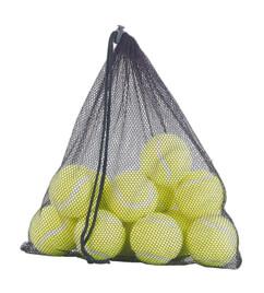 Lot de 12 balles de tennis Ø 65 mm, niveau avancé