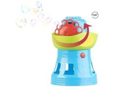 Machine à bulles électrique en forme de phare