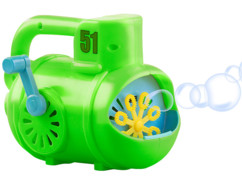 Machine à bulles manuelle en forme de sous-marin