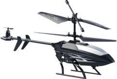 Mini-hélicoptère télécommandé 3,5canaux avec 3rotors et gyrostabilisateur
