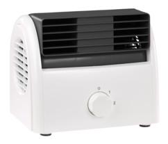 mini ventilateur compact de table inclinaison verticale réglable fonctionnement silencieux sichler