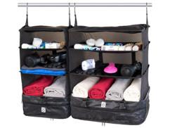 Organisateurs de valise & penderie - Pack XL + XXL