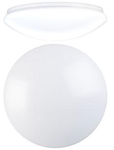 Plafonnier / applique murale à LED - Ø 38 cm - Blanc du Jour