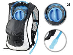 mini sac a dos de sport special cyclisme avec camelbak 2l intégré xcase