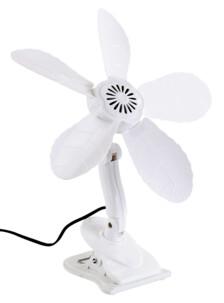 ventilateur de table avec tete orientable vt-131 sichler