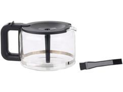 verseuse en verre supplémentaire pour cafetiere automatique rosenstein kf-812
