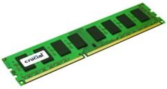 Barrette de mémoire DDR3 4 Go - Crucial PC1600