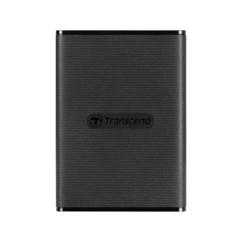 Disque dur SSD Transcend ESD230C avec 480 Go de mémoire.