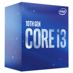 Processeur Intel Core i3-10100F 3,6 GHz.