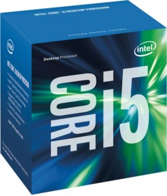Processeur Intel Core i5 - 7400 (3 GHz) Socket 1151