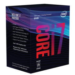 processeur intel core i7 8700 8e gen cache 12mo 6 coeurs 12 threads frequence 3.2ghz socket 1151