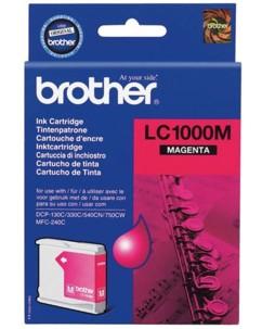 Cartouche originale Brother ''LC1000M''