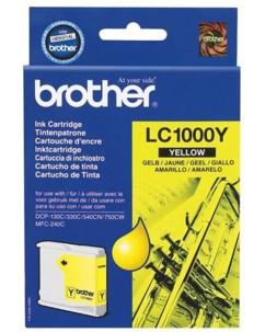 Cartouche originale Brother ''LC1000Y''