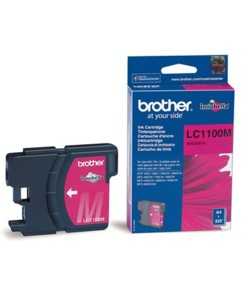 Cartouche originale Brother LC1100M - Magenta