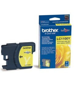 Cartouche originale Brother ''LC1100Y''