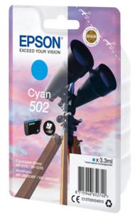 Cartouche originale Epson N°502 Jumelles Série - Cyan