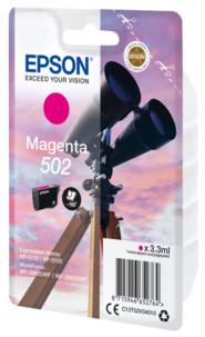 Cartouche originale Epson N°502 Jumelles Série - Magenta