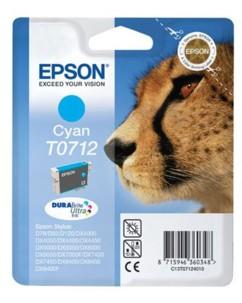 Cartouche originale Epson ''T071240'' cyan