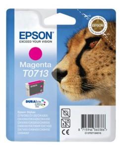 Cartouche originale Epson ''T071340'' magenta