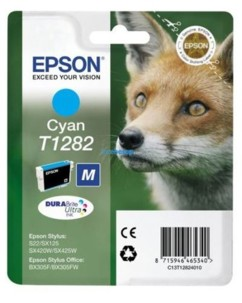 Cartouche originale Epson ''T128240'' cyan
