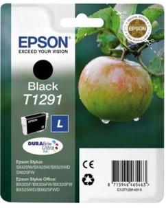 Cartouche originale Epson ''T129140'' noir - Pomme Série