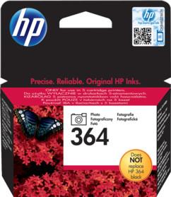 Cartouche originale HP ''Cb317EE'' N°364 photo noir
