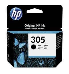 Pack HP N°305 3YM61AE avec cartouche d'encre noire.