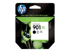 Cartouche originale HP N°901 XL CC653EE - Noir