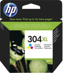 Cartouche originale HP N°304 XL N9K05AE - Couleur CMJ