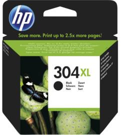 Cartouche originale HP N°304 XL N9K08AE - Noir