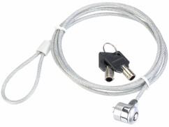 Câble antivol en acier 1,80 M