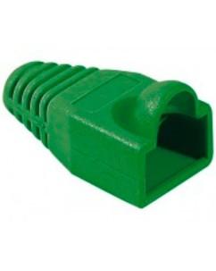 10 manchons verts pour prise RJ45