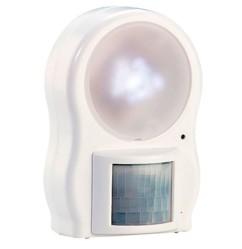Lampe murale à LED avec détecteur de mouvement