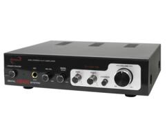 Amplificateur stéréo E-SA18 - Noir